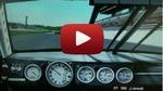 NASCAR Simulator drive view Charleston Road Rally