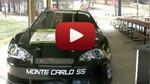 NASCAR simulator Charleston Road Rally